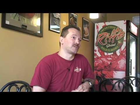 Easthampton Chamber Spotlight - Riff's Joint - Restaurant - November 2011