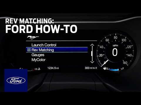 Rev Matching | Ford How-To | Ford
