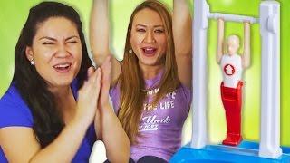 Video Cezalı Fantastik Jimnastik Challenge Yaptık MP3, 3GP, MP4, WEBM, AVI, FLV Juli 2018
