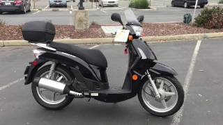 9. Contra Costa Powersports-Used 2009 KYMCO PEOPLE S 200 motorscooter