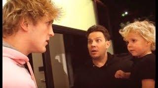 Mini Jake Paul PRANKS Logan Paul!