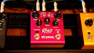 Strymon Orbit dBucket Flanger Video