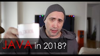Video Should you Learn Java in 2018? MP3, 3GP, MP4, WEBM, AVI, FLV Oktober 2018