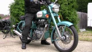 7. Haywards Royal Enfield Bullet Classic EFi 500cc