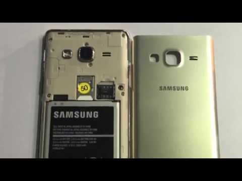 Samsung Z3 Hands-on Overview and first impressions