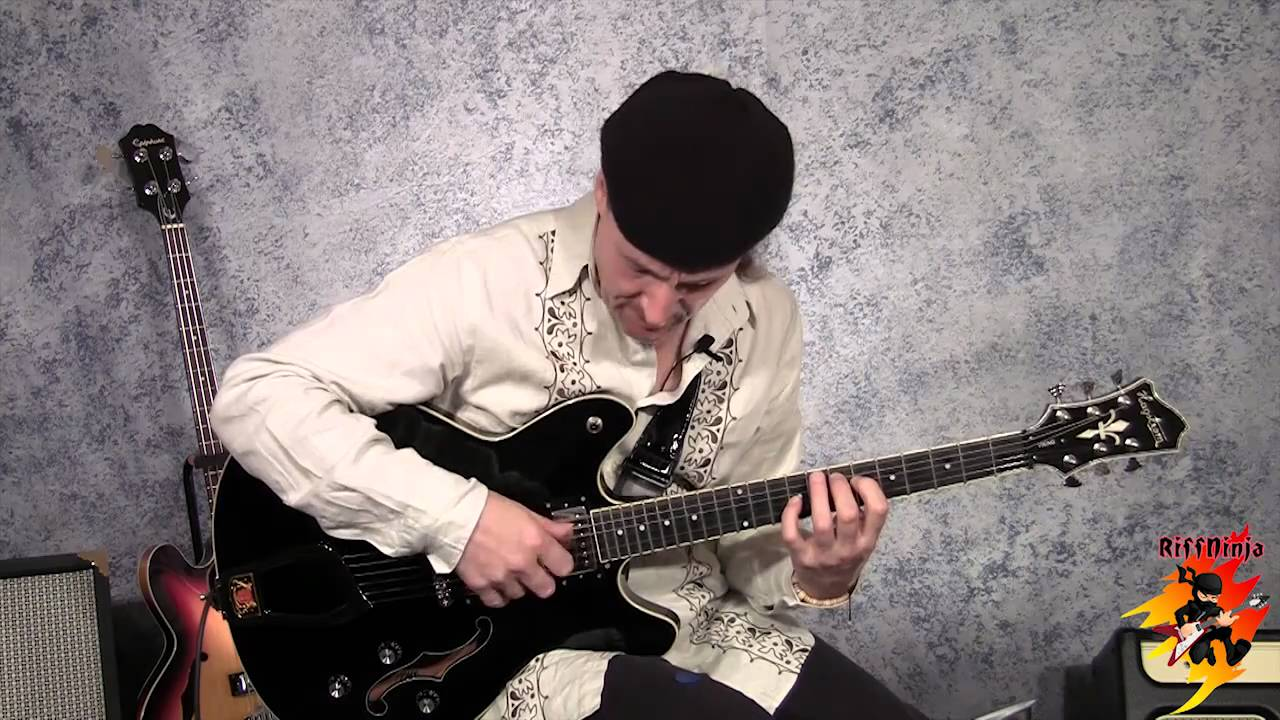 Finger Picking On Electric Guitar: Introduction