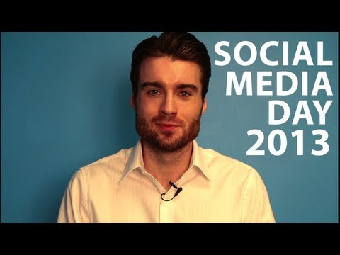 Happy Social Media Day 2013!