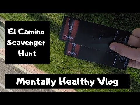 I met Aaron Paul and got tickets to the El Camino World Premiere - Mentally Healthy Vlog