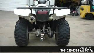 9. 2009 Honda FourTrax Rancher 4X4 ES  - Sherman Powersports...