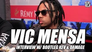 Vic Mensa speaks on Bill Maher, his relationship w/ Chance, & new Jay Z album