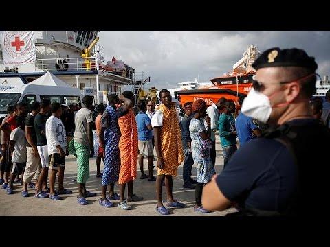 Μεσόγειος: Μειώνονται οι αφίξεις μεταναστών αλλά αυξάνονται οι θάνατοι