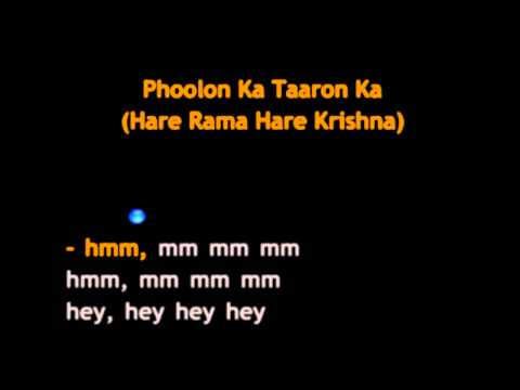 Video Phoolon Ka Taaron Ka download in MP3, 3GP, MP4, WEBM, AVI, FLV January 2017