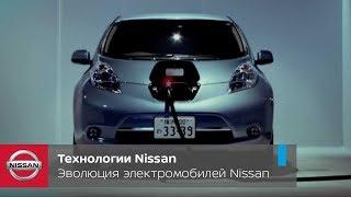 Эволюция инноваций Nissan