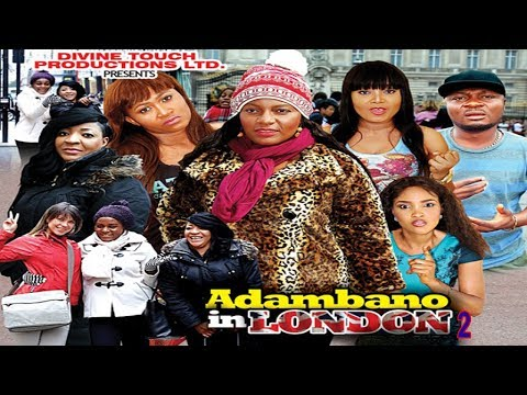 ADAMBANO IN LONDON SEASON 2~ 2017 NOLLYWOOD COMEDY