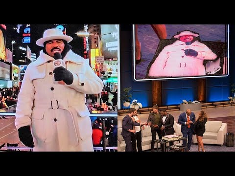 Steve Harvey's New Year's Eve Coat Is Back For His Birthday