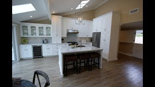 Transitional Design Build Home & Kitchen Remodel in Newport Beach Orange County