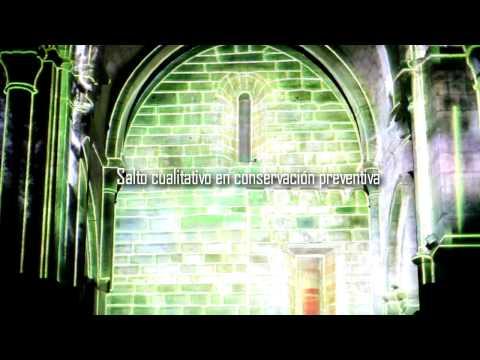 VIDEO. MHS, Sistema de Conservación Preventiva y Gestión Solvente del Patrimonio