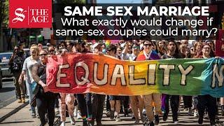 Video Same-sex marriage - the facts MP3, 3GP, MP4, WEBM, AVI, FLV Juli 2018