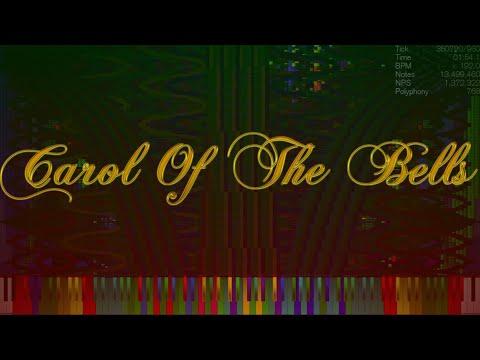 [Black MIDI] Carol of the Bells - 26 million notes