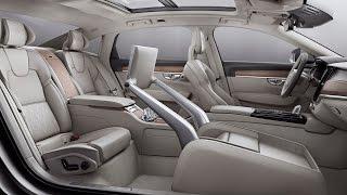 Video 2017 Volvo S90 Sedan Excellence (China-built) - interior Exterior and Drive MP3, 3GP, MP4, WEBM, AVI, FLV Februari 2018
