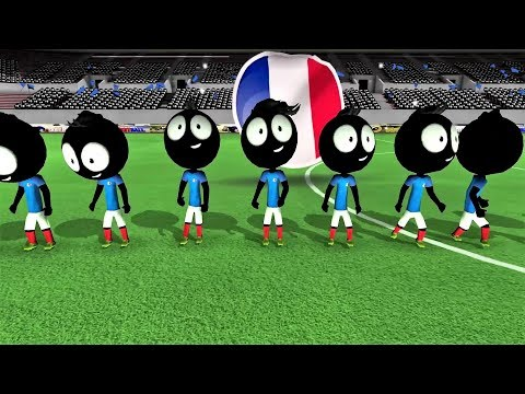 Stickman Soccer 2018 Android Gameplay 5