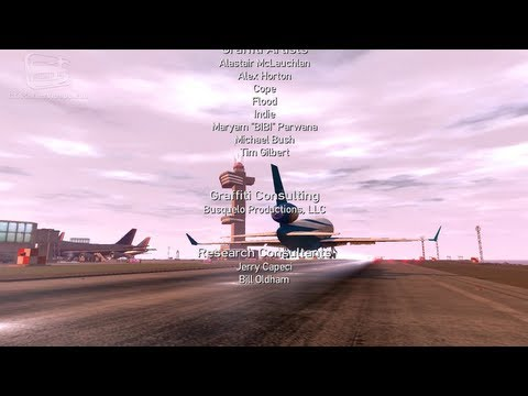 credits - Grand Theft Auto: The Ballad of Gay Tony End Game Credits Video in Full HD (1080p) GTA IV & Episodes from Liberty City (Chronological Order) Playlist: http:/...