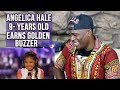 "Angelica Hale: 9-Year-Old Earns Golden Buzzer To (Alicia Keys) ""Girl On Fire"" - Oso's Reaction"