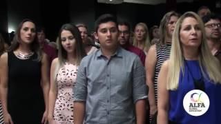 Formatura 9º Anos - 2016 - Alfa Rede de Ensino - Cascavel