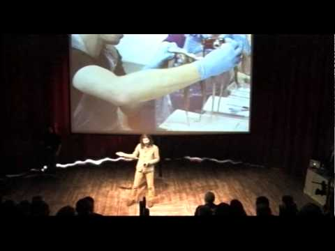 Bio hacking: Asa Calow at TEDxOldham