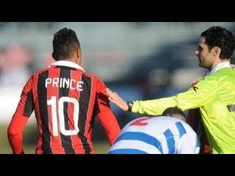 Kevin Prince Boateng Reacts to Racist Abuse