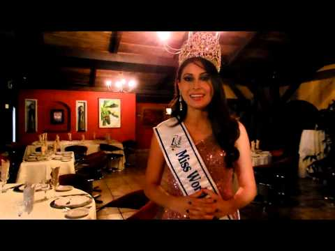 COSTA RICA, Natasha Sibaja – Contestant Introduction: Miss World 2014