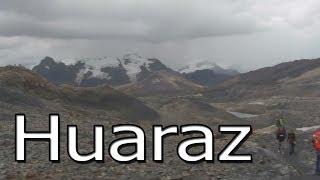 TURISMO PERÚ: HUARAZ