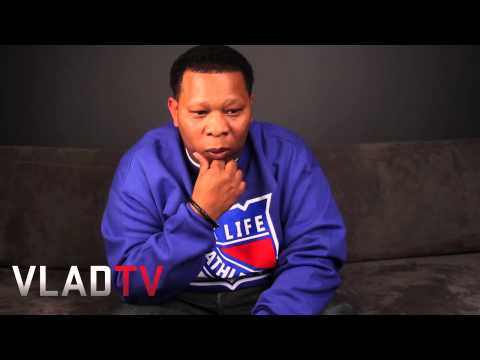tupac - http://www.vladtv.com/ - Esteemed producer and artist Mannie Fresh gives a word of advice to aspiring rappers, telling them not to lie about their story, bec...