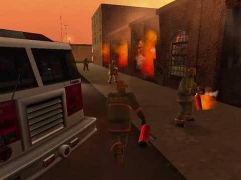 MKJ clan Fireman Action