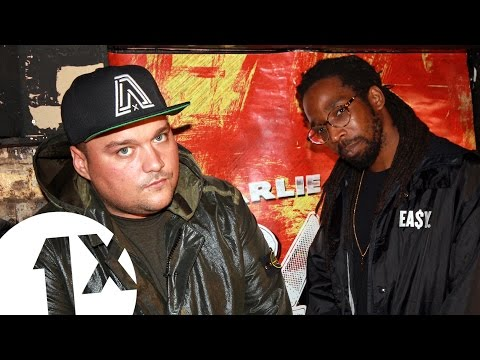 JAMMER & MIKEY J | CHARLIE SLOTH RAP UP SHOW @CharlieSloth  @jammerbbk