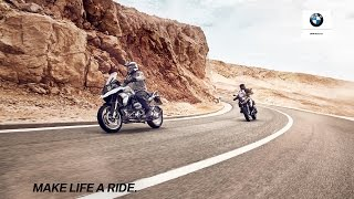 10. Riding Modes - The 2017 R 1200 GS