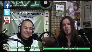 con 2 Cards of 25  Talento Nacional, Talento URepublicanaRadio