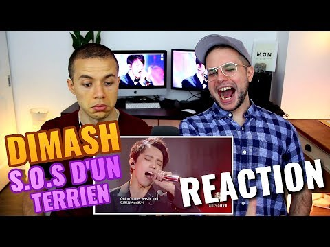 BROTHER REACTS to Dimash Kudaibergen - S.O.S D'un Terrien/A Soul's Plea for Help | The Singer