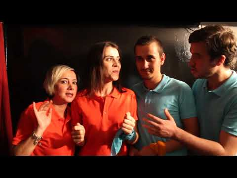 Tiyatro Karyola Kılçık FEST'te (видео)