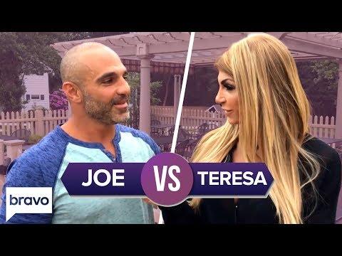 Teresa Giudice & Joe's Most Memorable Sibling Moments | Real Housewives Of New Jersey | Bravo