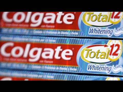 colgate - A chemical found in Colgate Total toothpaste has been linked to cancer. The FDA knew about the chemical triclosan, which is used to fight plaque and gingivit...