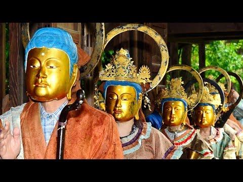 太山寺で練供養