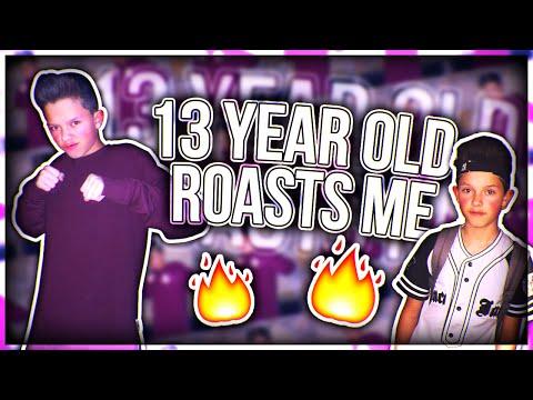 Jacob Sartorius ROASTS ME!! (видео)