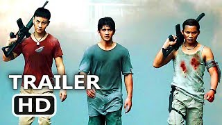 TRIPLE THREAT Trailer (2017) Tony Jaa, Iko Uwais, Scott Adkins Action Movie HD [Official Trailer]© 2017 - Well Go USA EntertainmentComedy, Kids, Family and Animated Film, Blockbuster,  Action Movie, Blockbuster, Scifi, Fantasy film and Drama...   We keep you in the know! Subscribe now to catch the best movie trailers 2017 and the latest official movie trailer, film clip, scene, review, interview.