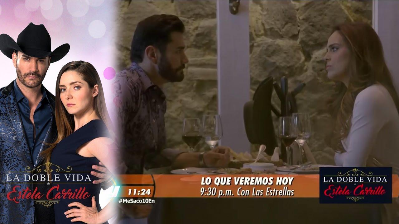 La doble vida de Estela Carrillo | Avance 15 de mayo | Hoy – Televisa