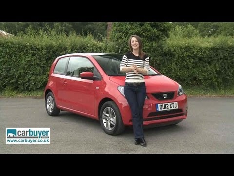 SEAT Mii hatchback review – CarBuyer