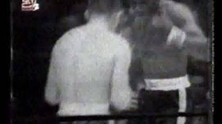 Floyd Patterson Vs Tom McNeeley 1961
