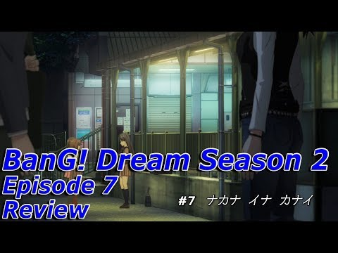 BanG Dream! Season 2 Episode 7 Review