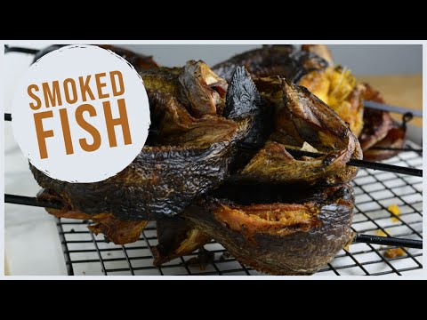 Smoked Fish | Grilled CatFish |  Chef Lola's Kitchen