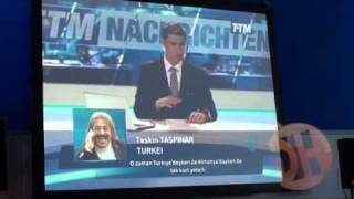 Cem Yılmaz ın en yeni reklam filmi sonunda adamın Türkçe konuşması ve Cem Yılmazın hava durumuna geçmesi mükemmel :D
